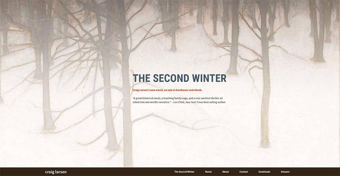 Craig Larsen - Homepage