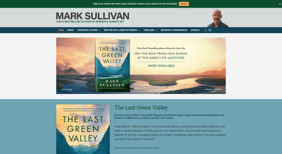 Mark Sullivan 2021 Update