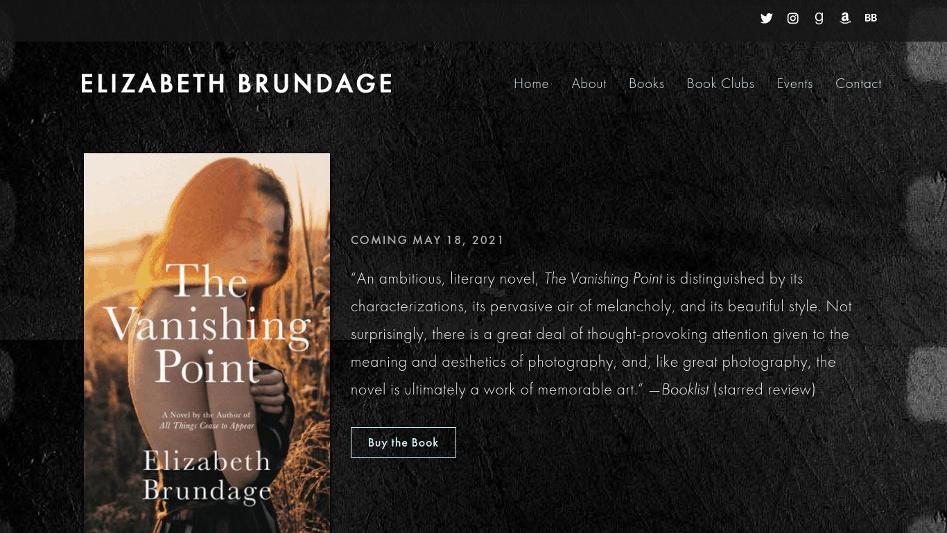 Elizabeth Brundage 2021 Featured Image